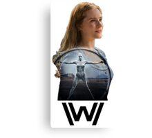 WESTWORLD - Dolores' secret Canvas Print