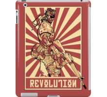 Big Boss Revolution iPad Case/Skin
