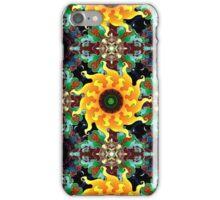 Summer Sticker Pattern (Big) iPhone Case/Skin