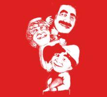 marx brothers t-shirts Kids Tee