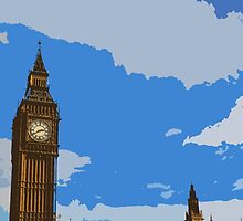 Big Ben, London by cycreation