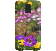 Bee buffet Samsung Galaxy Case/Skin