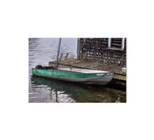 Halifax Mooring - Boatshed Art Gallery Board