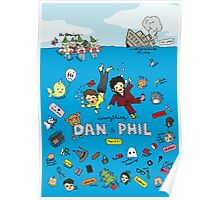 Alpacalyptica: Everything Dan & Phil Poster