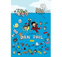 Alpacalyptica: Everything Dan & Phil Photographic Print