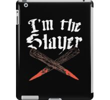Buffy Vampire slayer iPad Case/Skin