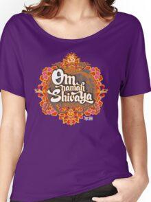 Om namah Shivaya  Women's Relaxed Fit T-Shirt