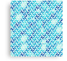 Water Fish: Portion of Sale goes to Clean Water Canvas Print