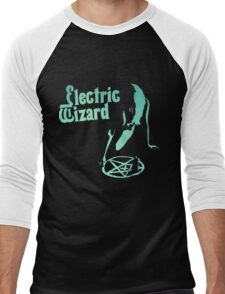 Electric Wizard - Pentagram Men's Baseball ¾ T-Shirt