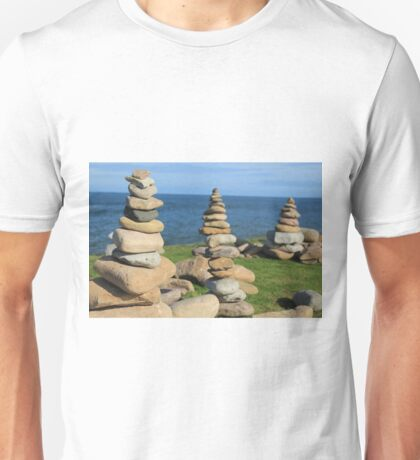 holy island, past and present Unisex T-Shirt