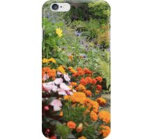holy island in summer iPhone Case/Skin