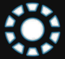 Iron Man Arc Reactor by xbluex