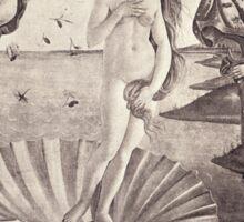 The Birth of Venus Sticker
