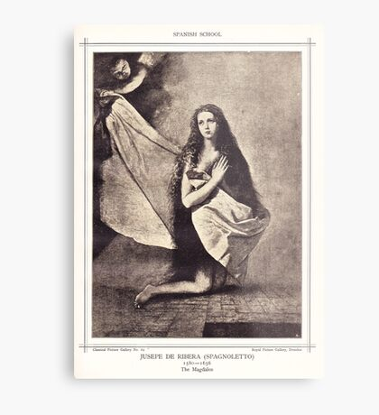 The Magdalen Metal Print