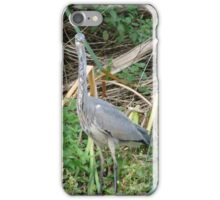 Who you looking at? iPhone Case/Skin