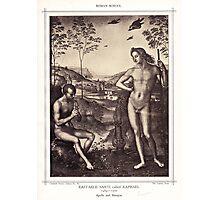 Apollo and Marsyas Photographic Print