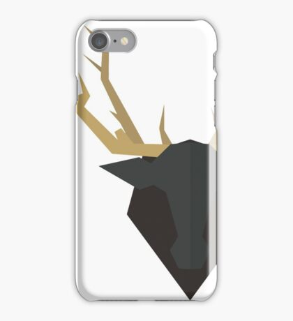 Trophy Hunters Lodge iPhone Case/Skin