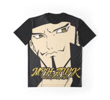 One Piece - Mihawk (Color) Graphic T-Shirt