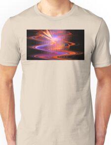 Volcano Waves Unisex T-Shirt