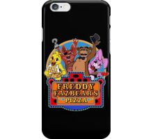 Fun times at Freddy's iPhone Case/Skin