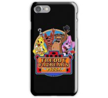Fun times at Freddy's iPhone Case/Skin