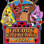 Fun times at Freddy's by Zillford