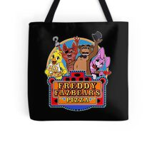 Fun times at Freddy's Tote Bag