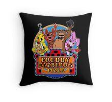 Fun times at Freddy's Throw Pillow