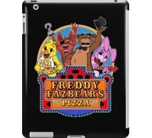 Fun times at Freddy's iPad Case/Skin