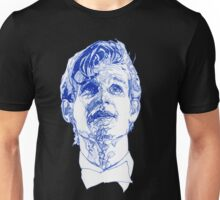 Eleven In Tardis Blue  Unisex T-Shirt