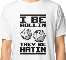 Roleplaying D20 Dice Classic T-Shirt