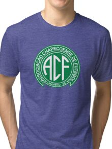 Chapecoense Football Club Tri-blend T-Shirt