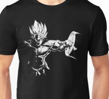 Goku Hardcore Squat Unisex T-Shirt