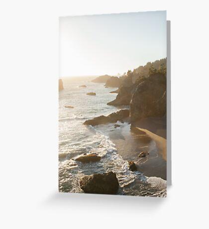Thunder Rock Cove Greeting Card