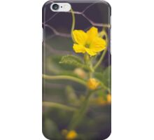 Yellow Bloom iPhone Case/Skin