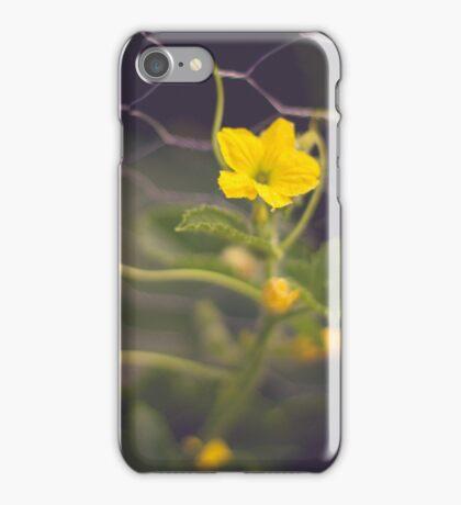Yellow Bloom iPhone Case/Skin