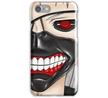 Black Reaper Kaneki iPhone Case/Skin