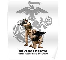 The Few, The Proud, The Marines Poster