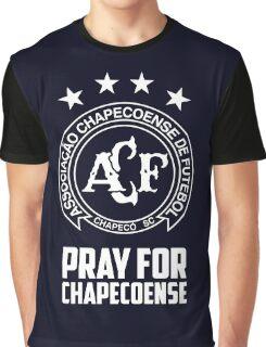 pray for chapecoense Graphic T-Shirt