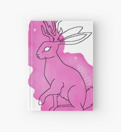 Jackalope Hardcover Journal