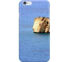 Azure Blue Mediterranean Sea iPhone Case/Skin