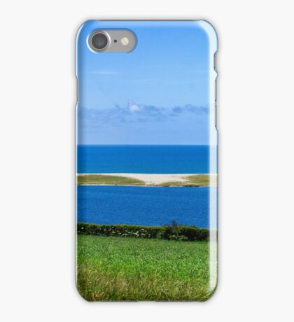 Loe Bar Cornwall iPhone Case/Skin