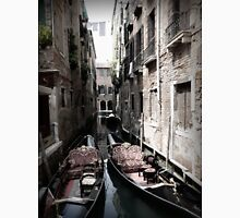 Two Gondolas - Venice, Italy Unisex T-Shirt