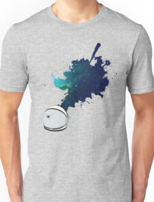 Spaceman Mind Explosion Unisex T-Shirt