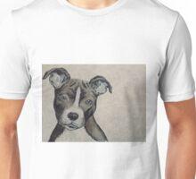 Staffie Love Unisex T-Shirt