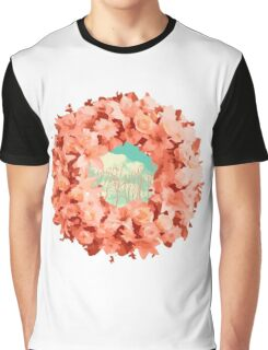 Wreath Graphic T-Shirt