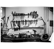 Tools... Poster