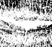 Kissing Lips. Pucker up! Give us a kiss! Lipstick Print. Sticker