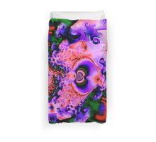 Coloured dreams Duvet Cover