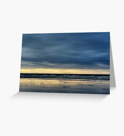 Hastings Sea View Greeting Card